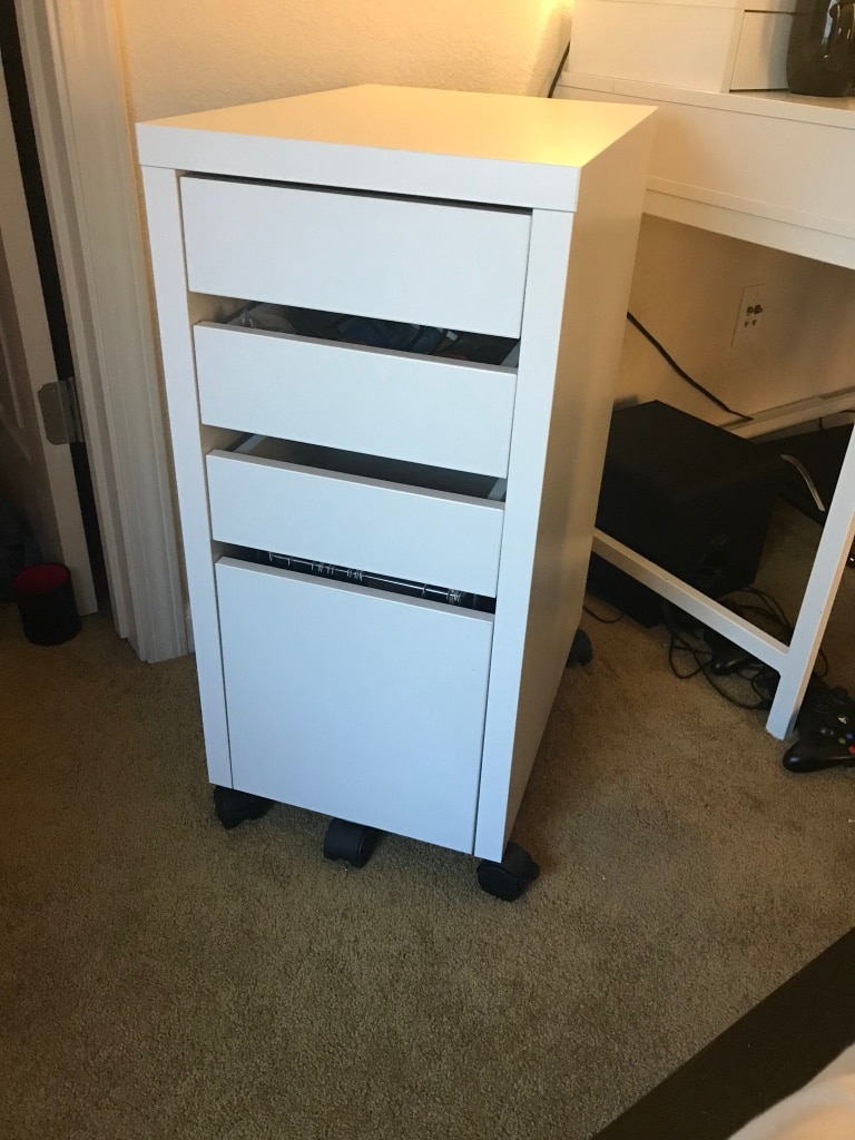 used rolling filing cabinet for sale in san jose letgo rh us letgo com
