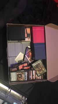 lot of trading card