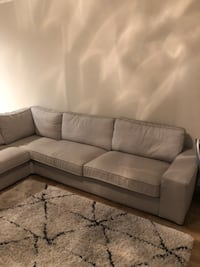 Grey Sectional Laurel, 20707