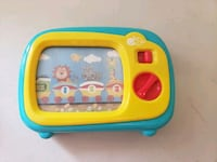 Vintage Playgo Circus My Little TV