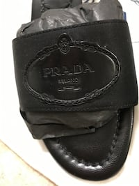 Prada slip on sandals Gaithersburg, 20879