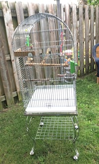 Stainless Steel Birdcage Cambridge, N3H 5M5