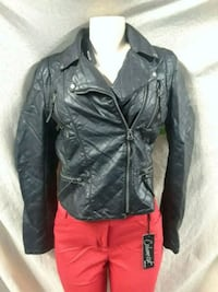 Express Beulah Cropped Jacket Size L Hyattsville, 20781