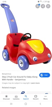 Step 2 Push Buggy Markham, L3P