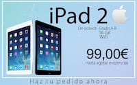 iPad 2 - 16gb - WiFi - Seminuevo Barcelone