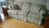 gray fabric 3-seat sofa Ottawa, K1V 1T6