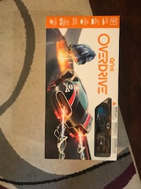 Anki overdrive cars game Surrey, V3S 5W1