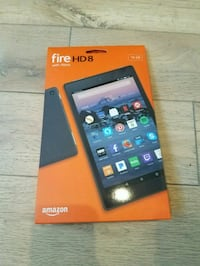 black Amazon Fire 7 with box Montgomery Village, 20886