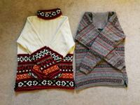 Patterned wool Christmas sweaters Winnipeg, R3N 1Z1