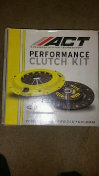 New ACT Clutch Kit Virginia Beach, 23454