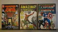 Marvel & DC wood wall art plaques Brossard, J4X 2V9