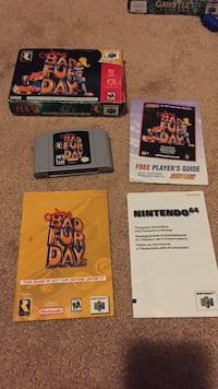 Conker's Bad Fur Day CIB Vanport, 15009