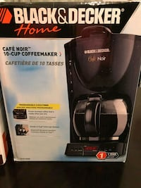 Brand New**Black and Decker Cafe Noir Coffee maker