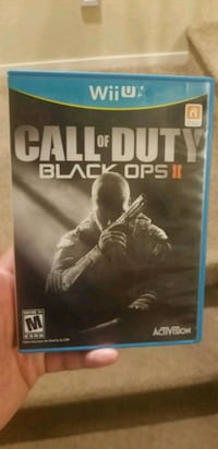 Wii u call of duty black ops Las Vegas, 89109