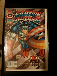Marvel - Captain America 1996 #1l