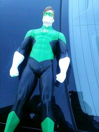Green lantern 18 in. Figure Patchogue, 11772