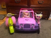 Lot of Assorted Doll Vehicles - $25 Takes All 3  Holbrook, 11741