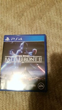 PS4 Star wars Battle Front 2 Gainesville, 30507