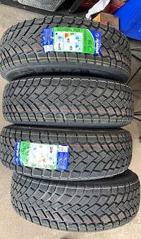 NEW WINTER TIRES 84 colville road #3 480$ installed ! SALE 225/65/17 Toronto, M6M 2Y4