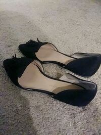 Black dress shoes size 7