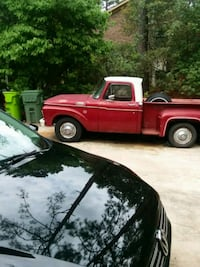 red single cab pickup truck Columbia, 29223