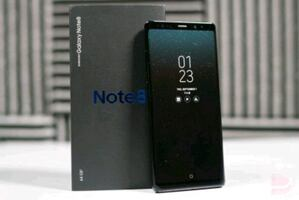 Samsung Galaxy Note 8 64gb like new condition factory unlocked
