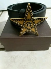 "Star Belt New with Box Size 28-36"" Chicago"