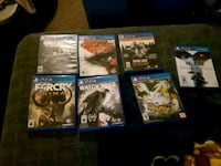 PS 4 games  Abbotsford, V2S 7Z5