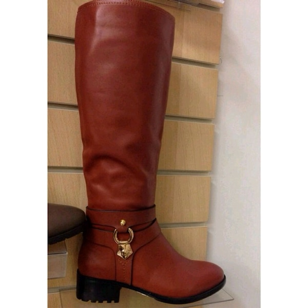 0870fc9646a Used brown leather riding boot for sale in Boston - letgo