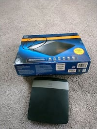 Linksys router 25 km