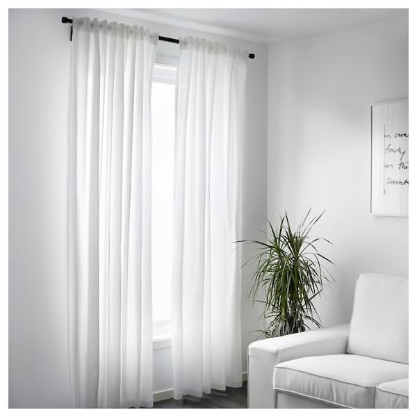 IKEA Curtains * New