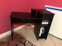 Desk table with leather chair  Upper Marlboro, 20774