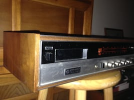 Vintage Solid State Motorola Stereo 8 Track in Excellent Condition