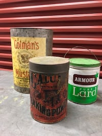 Antique Tins Kansas City, 64108