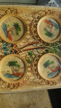 Coaster and tray set Germantown, 20874