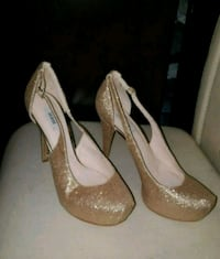 Guess heels size 9 Mississauga, L4T 3M9