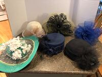 Lot of 20 Vintage Women's Hats See all Pictures Manassas, 20112