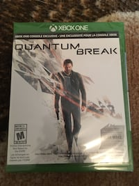 Quantum Break Xbox One  Langley, V2Y 1B5