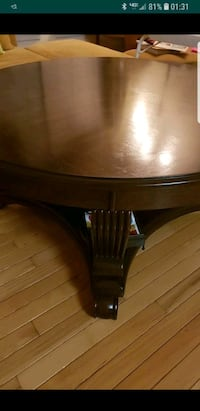 brown wooden table with chairs Upper Marlboro, 20774