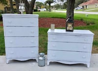 vintage kitchen cabinets used shabby chic 4 drawer dresser for in port richey 27985