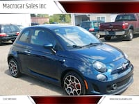 Fiat - 500 Turbo - 2011 Akron, 44312