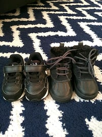 2 pairs Shoes in good condition