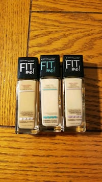 Maybelline fit me foundation Muscoy, 92407
