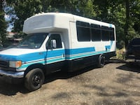 2001 Ford E450 Turbo Diesel  Bowie, 20721