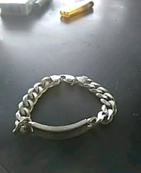 silver-colored chain bracelet Los Angeles, 91605