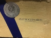 1847 rogers bros. silver plate