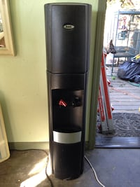 black and gray hot and cold water dispenser Oakland, 94618