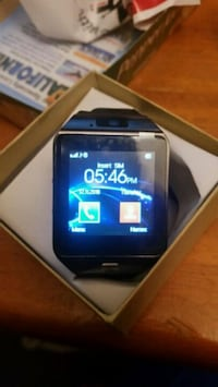 NIB Bluetooth smart watch with camera and Pedomete Stockton, 95205