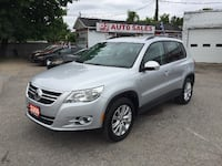 2009 Volkswagen Tiguan Panoramic Roof/Automatic/Accident Free/Certified Scarborough, ON M1J 3H5, Canada