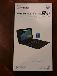 Prestige Elite 8 QI tablet